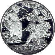 20 Euro (Mozart: Legend) – reverse