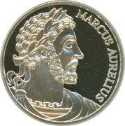 100 Schilling (History: Roman Marcus Aurelius) -  reverse