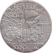 500 Schilling (Alpine Region) -  obverse