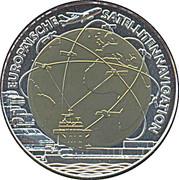 25 Euro (European Satellite Navigation) -  reverse