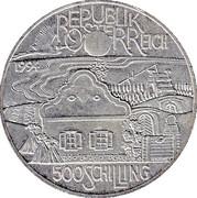 500 Schilling (Pannonian Region) -  obverse