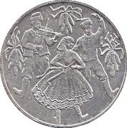 500 Schilling (Pannonian Region) -  reverse
