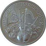 1½ Euro (Vienna Philharmonic) -  obverse