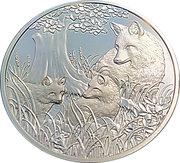 100 Euro (Fox) -  reverse