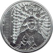 10 Euro (Heavenly Messengers: Raphael - The Healing Angel) -  reverse