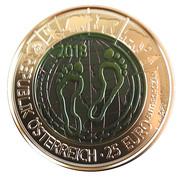 25 Euro (Anthropozän) – obverse