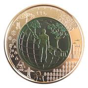 25 Euro (Anthropozän) – reverse