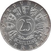 25 Schilling (Carinthian Plebiscite) -  obverse