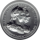 20 Euro (Birth of empress Maria Theresa - prudence and reform) – obverse
