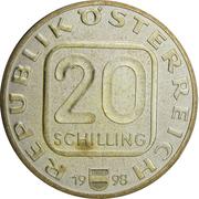 20 Schilling (Michael Pacher) -  obverse