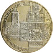 20 Schilling (Michael Pacher) -  reverse