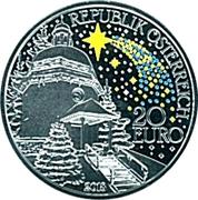 20 Euro (200 years Silent Night) -  obverse