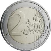 2 Euro (Republic of Austria) -  reverse