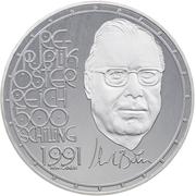 500 Schilling (Karl Böhm) -  obverse
