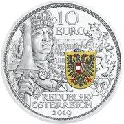 10 Euro (Chivalry, colored) -  obverse