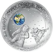 20 Euro (Moon landing) -  obverse
