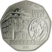 5 Euro (European Union Hymn) -  reverse