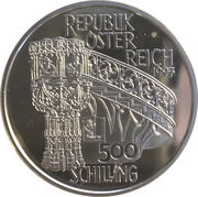500 Schilling (Stonemason) -  obverse