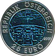 25 Euro (Austrian Aviation) -  obverse