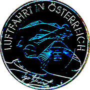 25 Euro (Austrian Aviation) -  reverse