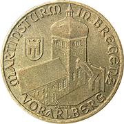 20 Schilling (Vorarlberg) -  reverse