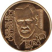 50 Euro (Sigmund Freud) – obverse