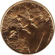50 Euro (Sigmund Freud) – reverse