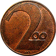 200 Kronen – reverse