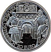 20 Euro (Renaissance Period) -  obverse