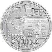 500 Schilling (Herbert von Karajan) -  reverse
