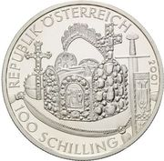 100 Schilling (Holy Empire) -  obverse