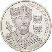 100 Schilling (Holy Empire) -  reverse