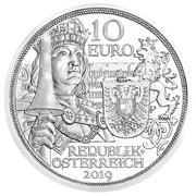 10 Euro (Chivalry) -  obverse