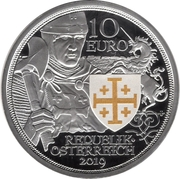 10 Euro (Adventure; coloured) – obverse