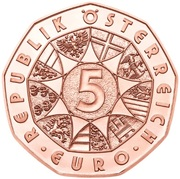 5 Euro (New Year 2020) -  obverse