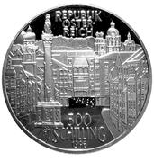 500 Schilling (Cities) -  obverse