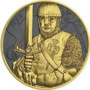 1.50 Euro - Leopold V (Golden Ring) -  reverse