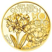 50 Euro (High Peaks) – obverse