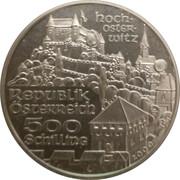 500 Schilling (Hochosterwitz) -  obverse