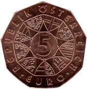 5 Euro (Easter coin 2020) -  obverse