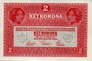 2 Kronen -  reverse