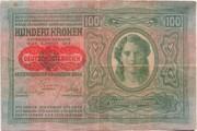 100 Kronen – obverse