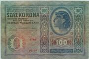 100 Kronen -  reverse