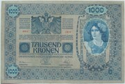 1000 Kronen – reverse