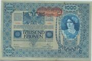 1000 Kronen -  obverse