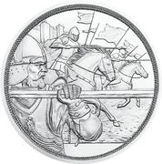 10 Euro (Courage) -  reverse