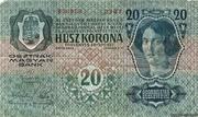 20 Kronen (1st edition) – reverse