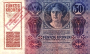 50 Kronen – obverse