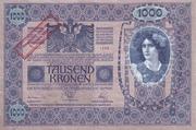 1000 Kronen – obverse