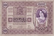10 000 Kronen – reverse